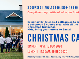 Christmas Catch-up at Wandin