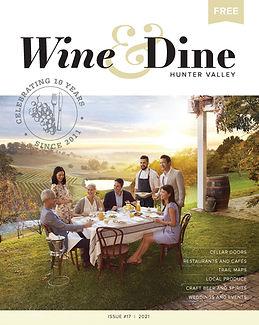 Wine & Dine Hunter Valley Issue #17 2021