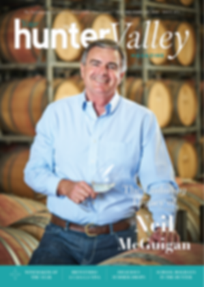 Hunter Valley Magazine January 2020 WR.p