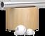 3D Kruhové objekty