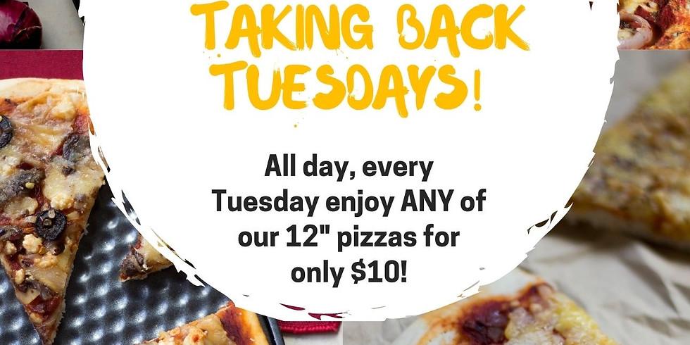 Taking Back Tuesdays!