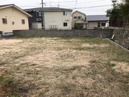 住宅用地:倉敷市真備町有井