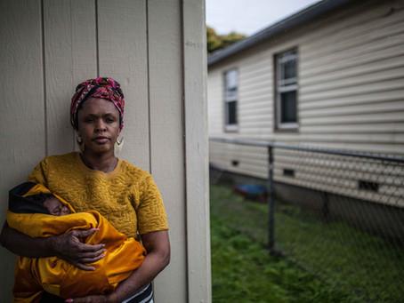 Newborn home story Richmond