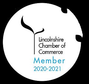 LCC Members Badge Circle White 2020-2021
