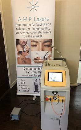 (2) 2013 Cynosure Smartlipo Tripex machines
