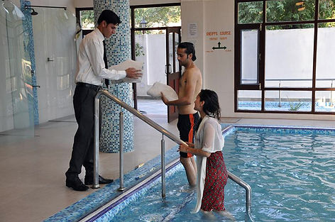 Hot Spring Health CareShimla Pool