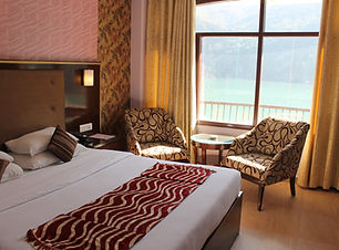 Hot Sring Health Care Super Deluxe Lake View Rooms