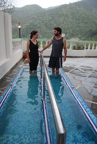 Hot Spring Health Care Thermal Pool Tattapani Shimla