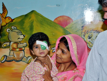 Only Child Eye Care Centre In North Bengal