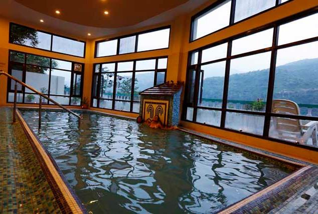 Hot Spring Health Care Pool Tattapani