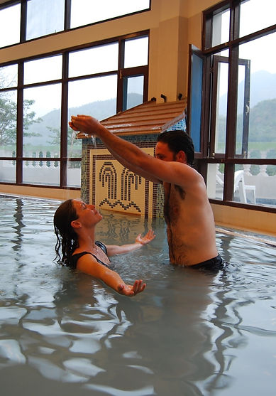 Hot Spring Health Care Thermal Pool Shimla Tatapani