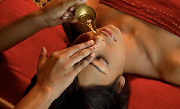 Hot Spring Health Care Ayurvedic Treatment Nasyam