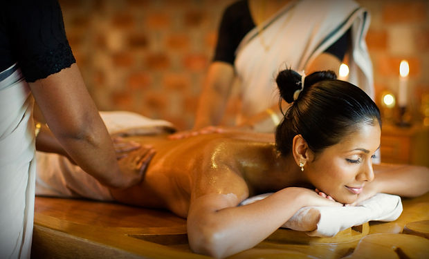 Hot Spring Health Care Ayurvedic Treatment Abhyangam