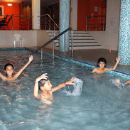 Hot Spring Health Care Pool Tattapani