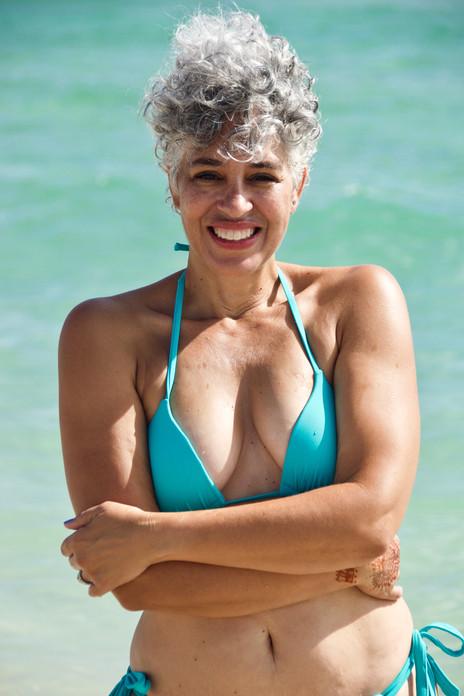 Pamela Cook Bikini