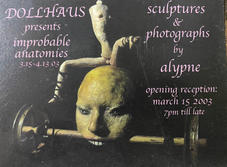 ALYPNE SOLO EXHIBITION