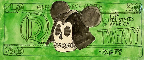 DARTH MOUSE CURRENCY