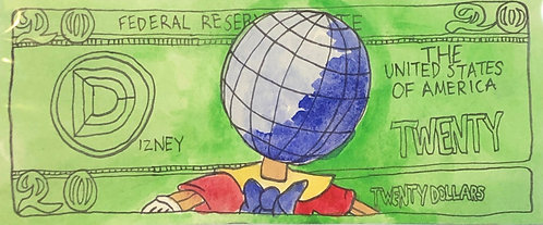 WORLD PUPPET CURRENCY