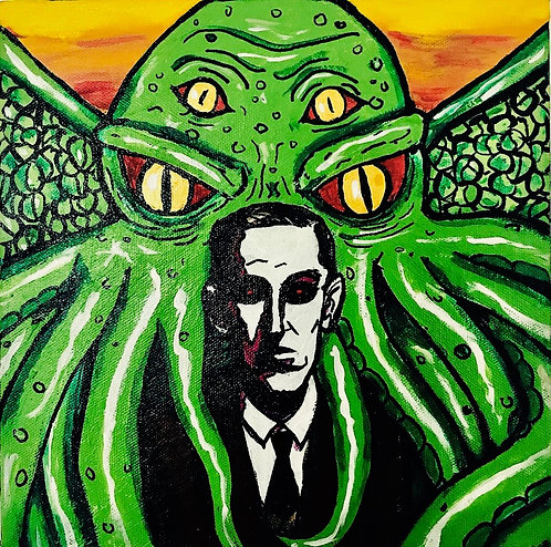 CTHULU/LOVECRAFT