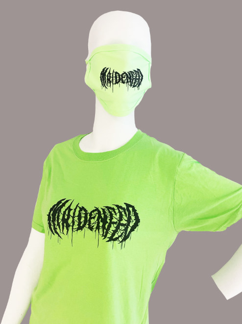 MAIDENFED SICK T SHIRT