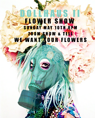 THE DOLLHAUS FLOWER SHOW