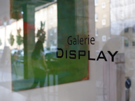 Gallery Display / Cologne