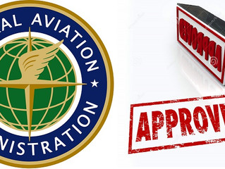 FAA 333 Exemption Approval Received!