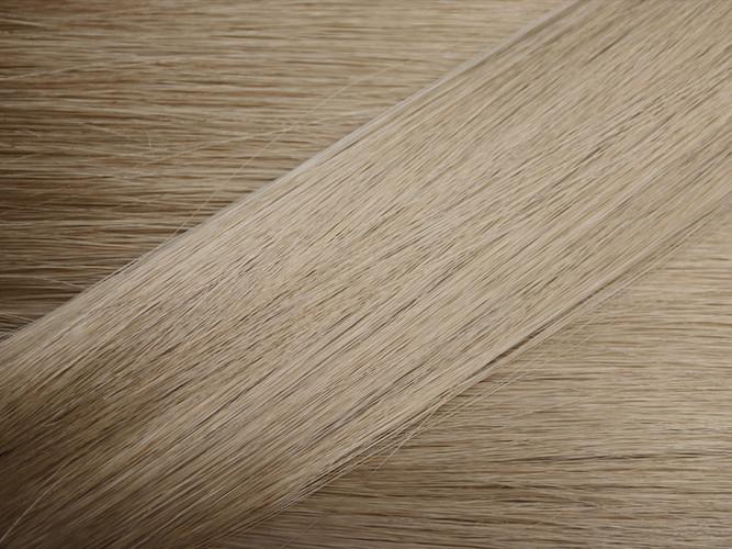 Blond Hair Sample