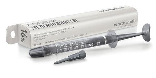 Whitewash 16% Carbamide Peroxide Syringe