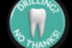Drilling, no thanks!