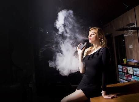 Is Vaping (E-cigarettes) Safer than Smoking?