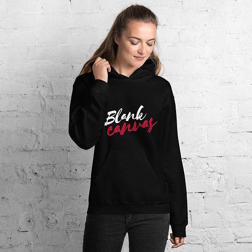 'Blank Canvas' Unisex Hoodie