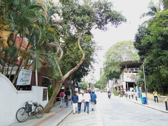 Bangalore, Church Street