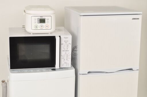 大阪・兵庫で一人暮らし用の家電セットをお求めならおたすけマックス