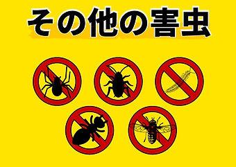 害虫の駆除なら尼崎のおたすけマックス