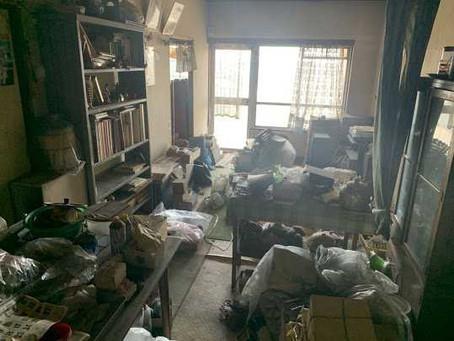 大阪・兵庫で遺品整理に伴う粗大ゴミ回収ならおたすけマックス
