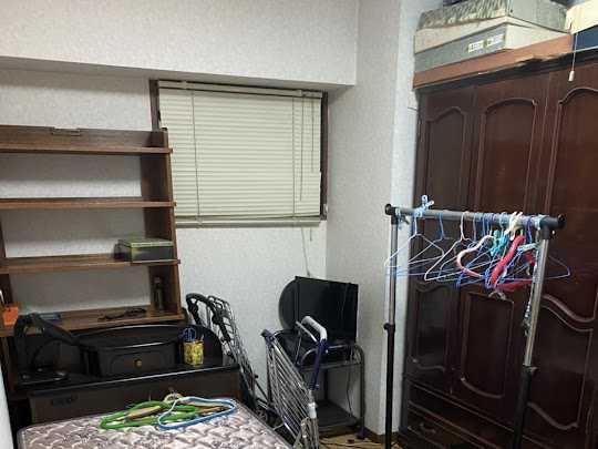 大阪府茨木市で不用品回収・クローゼット処分のご依頼