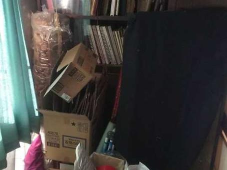 大阪府池田市で家電回収・家具処分のご依頼をいただきました。