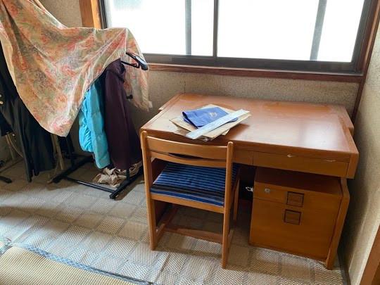大阪市内で不動産売却に伴う不用品回収のご依頼