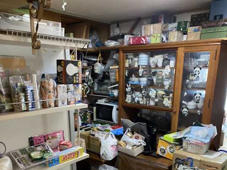 大阪府箕面市で家電・家具の回収のご依頼をいただきました
