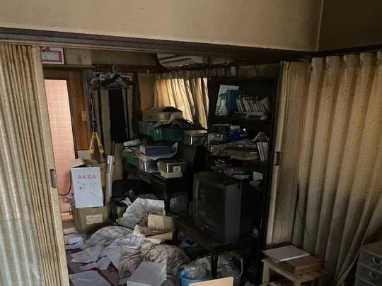 兵庫県西宮市で遺品整理に伴う粗大ゴミ回収のご依頼