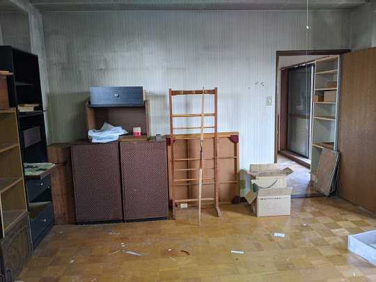 奈良市で家具回収・粗大ゴミ処分のご依頼