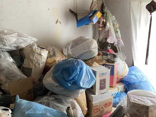 兵庫県川西市にて空き家整理・不用品回収のご依頼