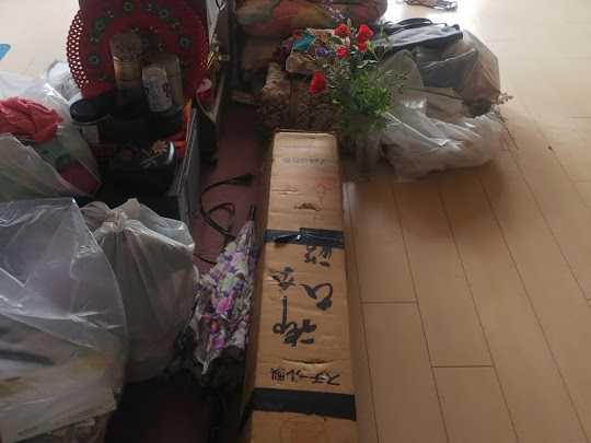 東大阪市で引越しに伴う不用品回収のご依頼