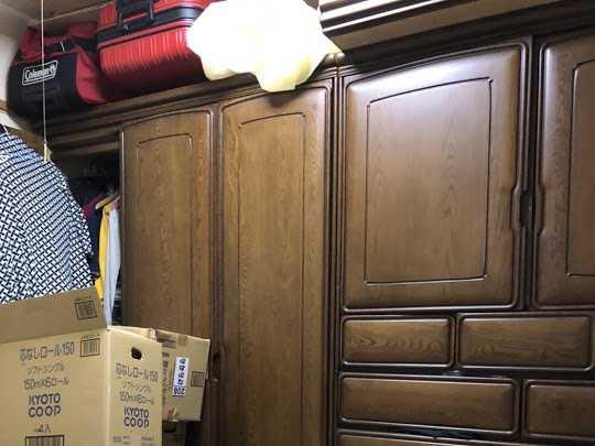 兵庫県尼崎市にて家具の回収・引き取りのご依頼