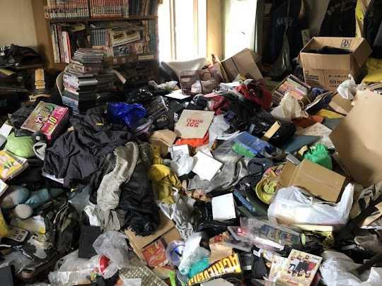 大阪府茨木市で粗大ゴミ・家具・家電回収のご依頼