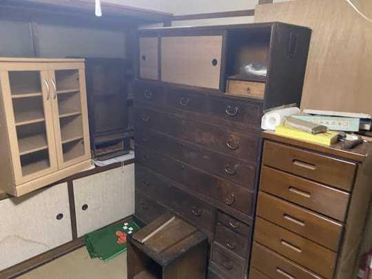 家具回収・不用品処分のご依頼をいただきました