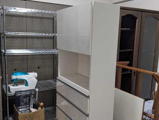 兵庫県芦屋市でタンス・ラックなど、家具回収・処分のご依頼