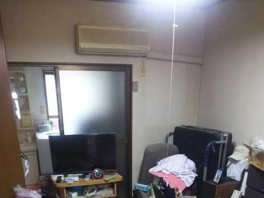 大阪府池田市で引越しに伴う家電の引き取り・不用品回収のご依頼