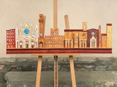 Skyline Siena 100x42 cm
